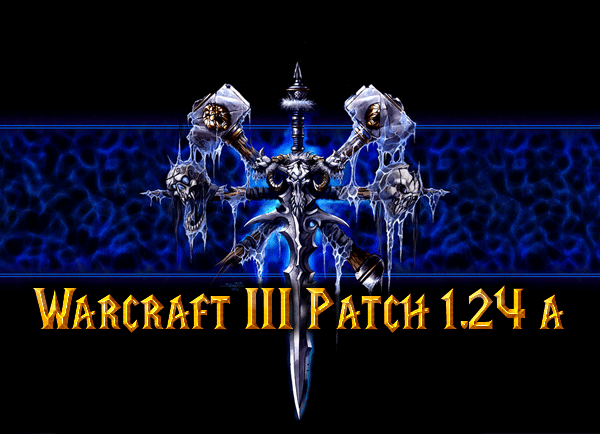 Патч warcraft iii 1.24 wow графика молния маквин игра онлайн флеш игры ск
